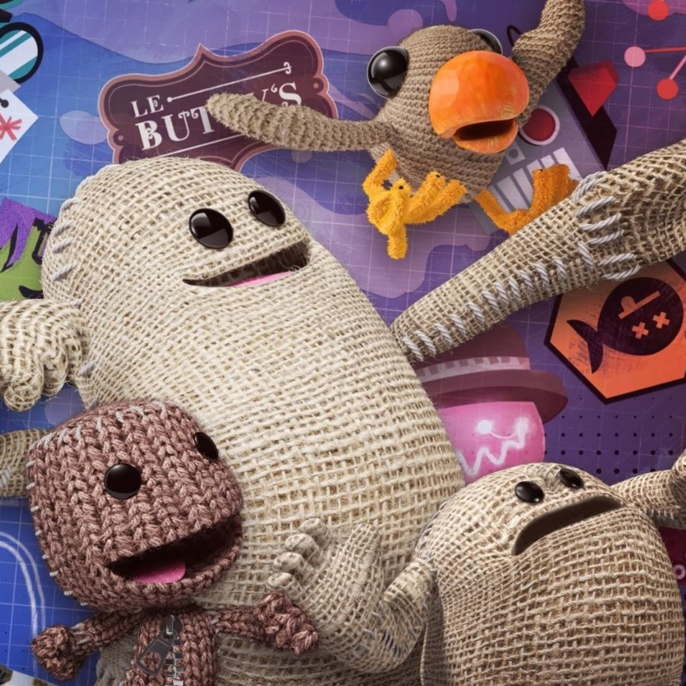 Capítulo 2: Little Big Planet 3 en Los Mundos de Elliot