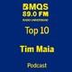 Top 10 Tim Maia