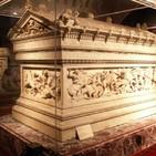 Antes de medianoche 18/5: Alejandría: su inmensa Biblioteca, el Serapeo, el Gran Alejandro… la sabiduría plena… Hypatia