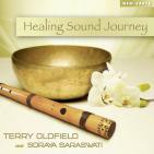 Pista 08 Sacred Temple. CD Healíng Sound Journey. Terry y Soraya