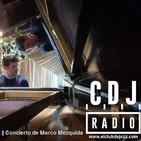 Club de Jazz 4/09/2016 || Concierto de Marco Mezquida (piano solo)