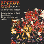 Soldier Of Hell Podcast 001