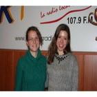 La Biblioteca Encantada 112. Con Marta Gómez Garrido y Emily Roberts
