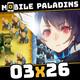 03x26 - Microsoft XCLOUD, Genshin Impact, Brawlhalla, SINoALICE, Battle Legions y más!