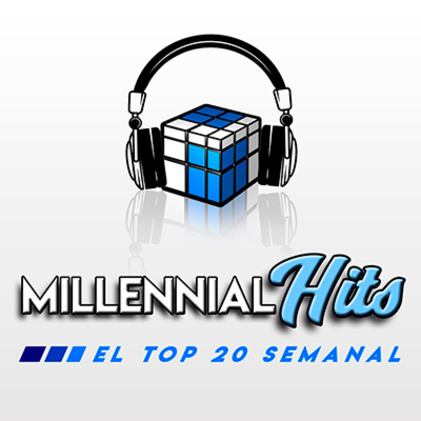 Millennial Hits   Semana del 24 al 31 de agosto