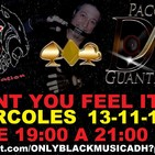 13-11-19 Old School Black Music & Paco DeJota Guantes