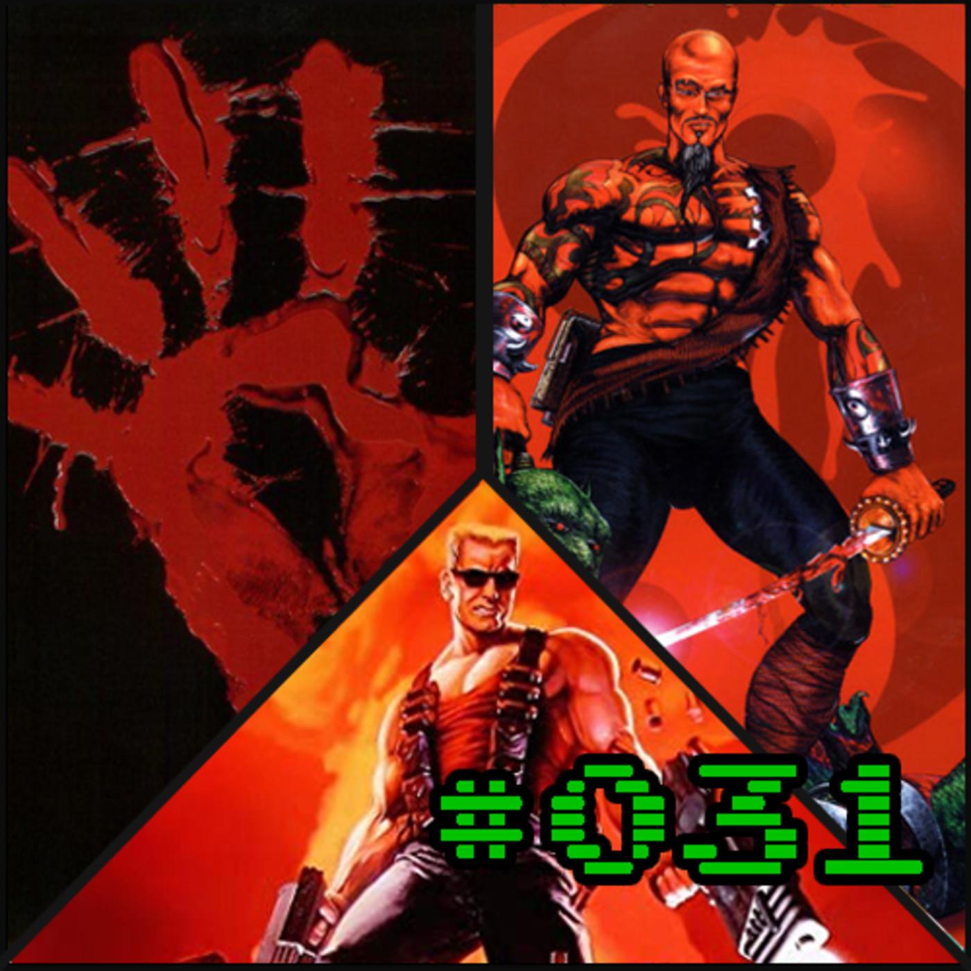 GM Podcast #031 - Trilogía BUILD (DN3D, Blood & Shadow Warrior)