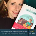 #11 Chica del montón - La importancia de crear una marca personal en el mundo de la ilustración