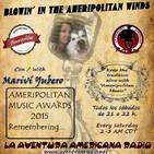 BLOWING IN THE AMERIPOLITAN WINDS CON MARIVI YUBERO Ameripolitan 2015 PROGRAMA 33