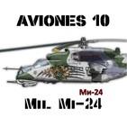 A10#45 Mil Mi -24 Hind el Tanque Volador