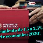 #OpiniónEnSerio: Paquete económico 2020: ¡Continuidad con algunas innovaciones!. #GerardoHuVaOpina