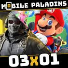 03x01 - Mario Kart Tour, Call of Duty Mobile, Apple Arcade y más!