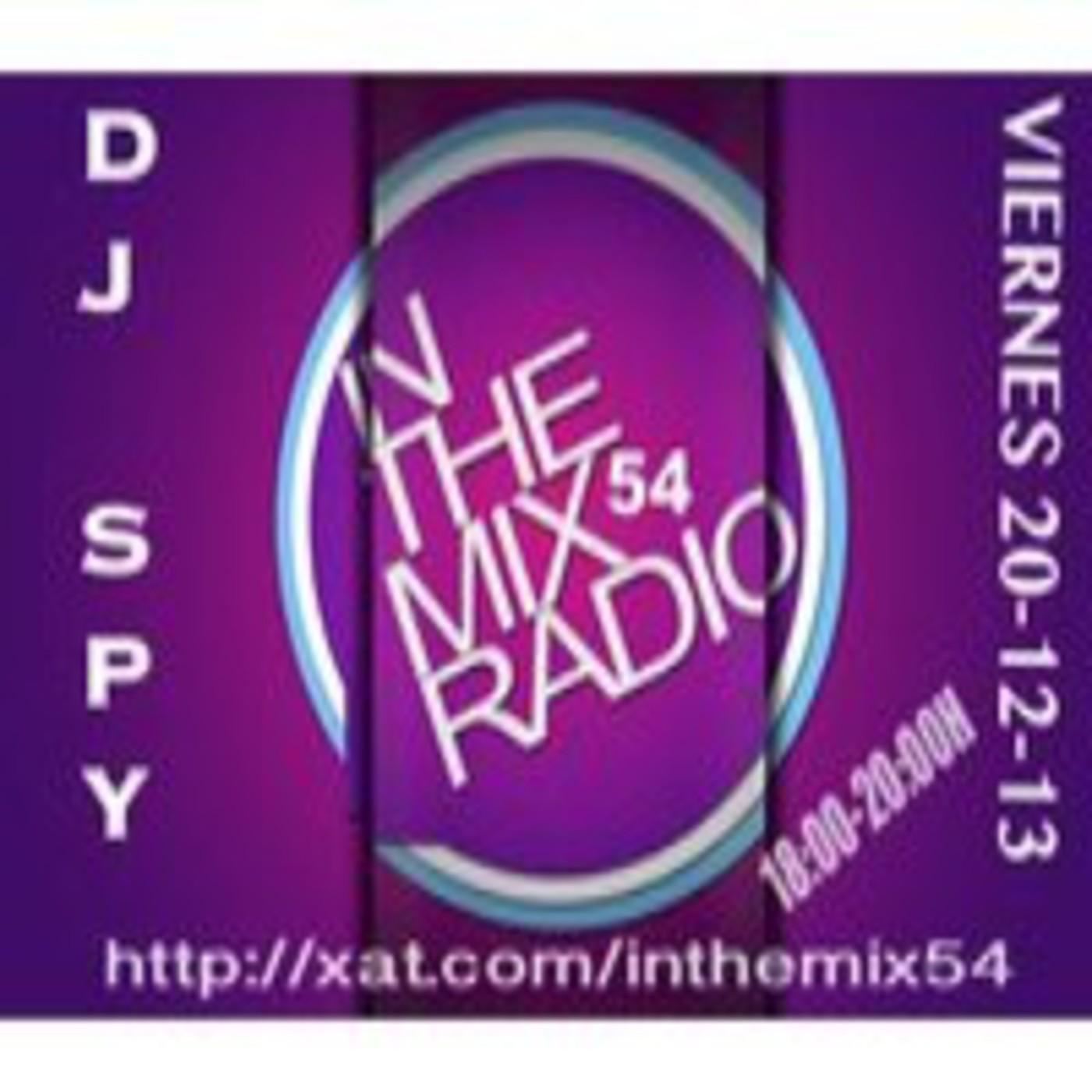 DJ SPY On INTHEMIX 54 (Viernes 20-12-2013)