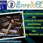 "Programa Septiembre 03, 2015 ""Música Electrónica"""