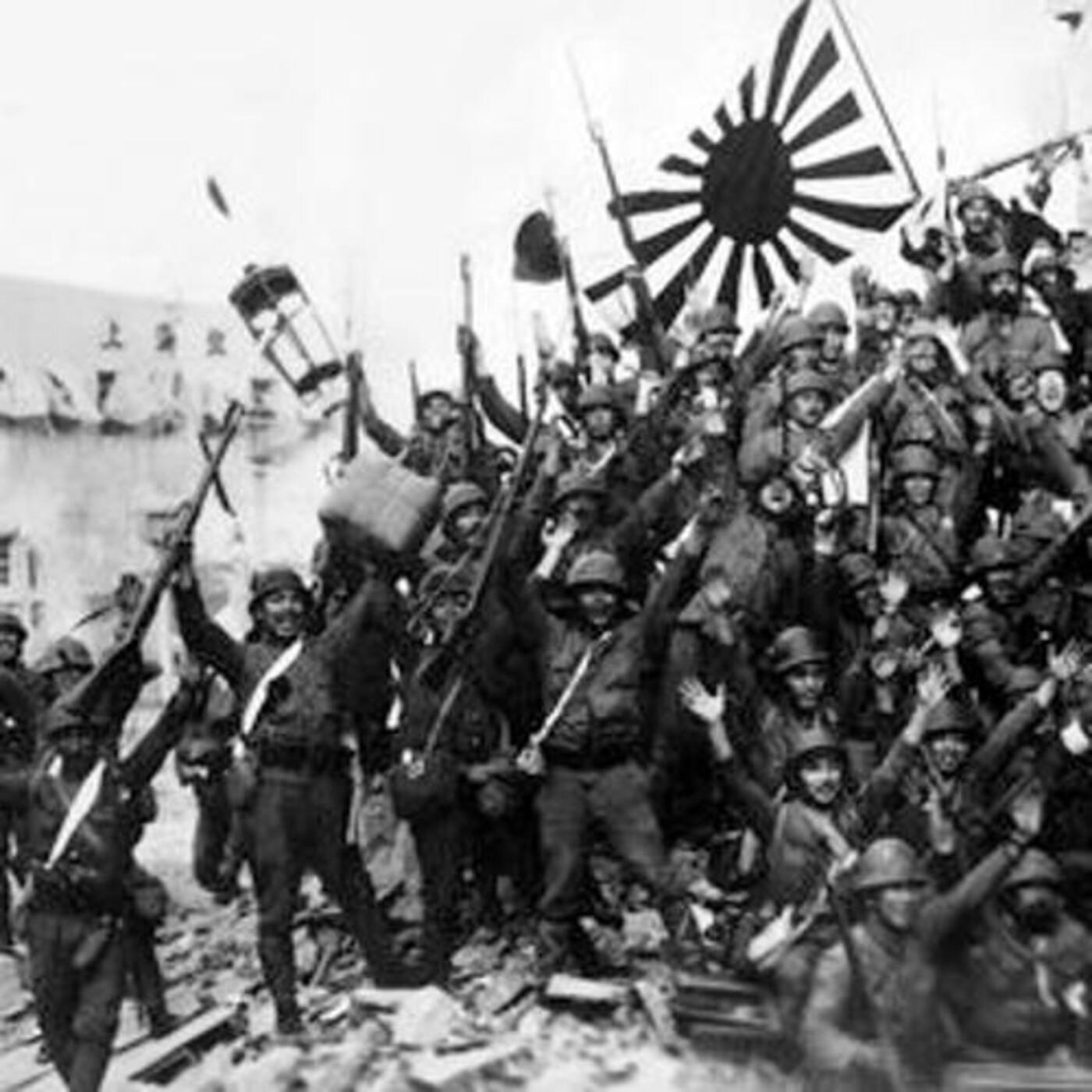 La invasión Japonesa de China en LA TRINCHERA
