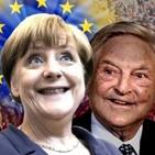 Merkel y Soros anuncian la destrucción de los Estados Nación de Europa