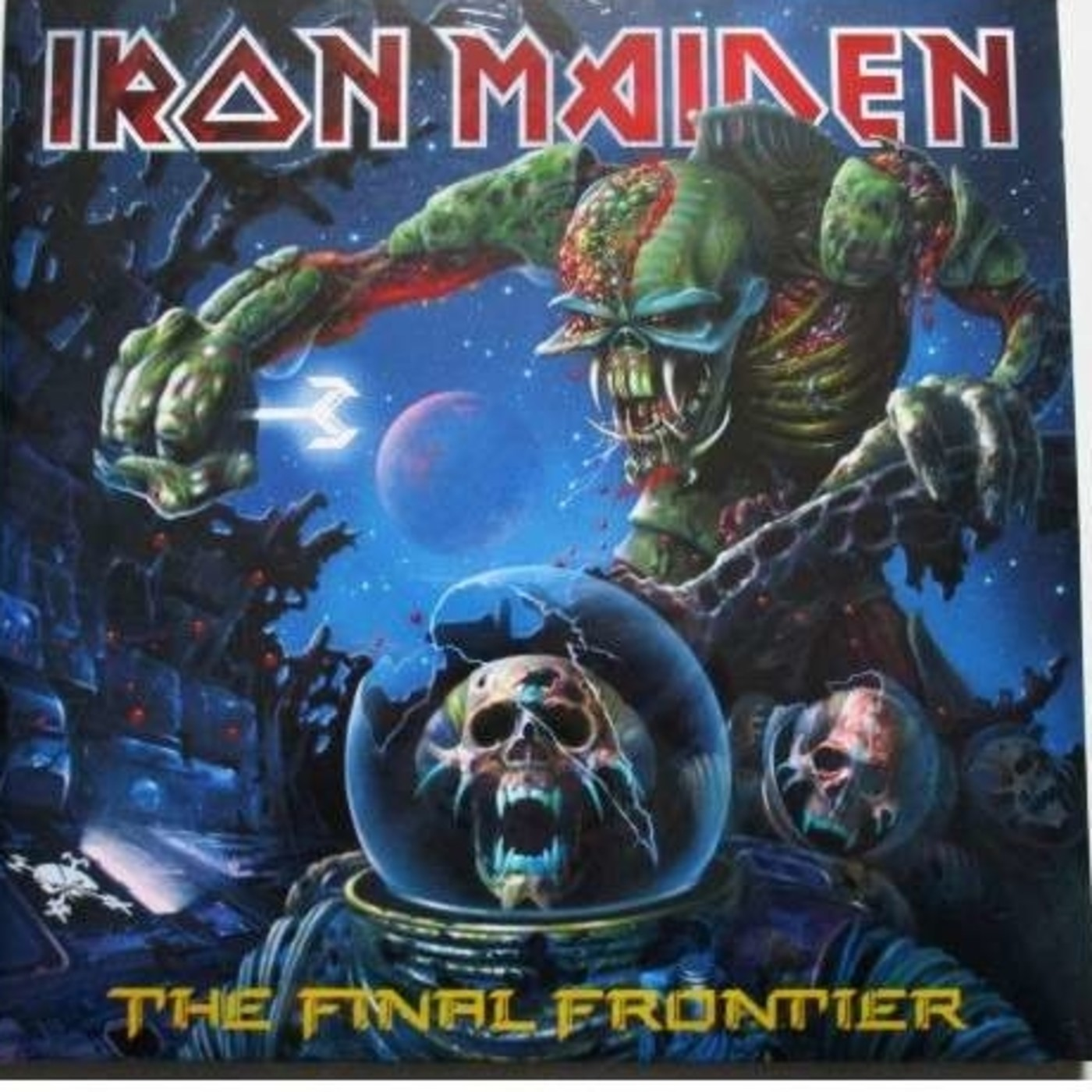 Iron Maiden LTSM