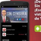 Podcast Sin Censura con @VicenteSerrano 040317