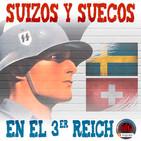 NdGfans Suecos y Suizos ,neutrales en las filas del Reich