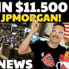 #BITCOIN a $11.500! según JPMorgan ¡CRISIS en Hong Kong positiva para #BTC? #Crypto FunOntheRide