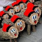 Unas tradiciones navideñas loquísimas y unas colaboraciones preciosas