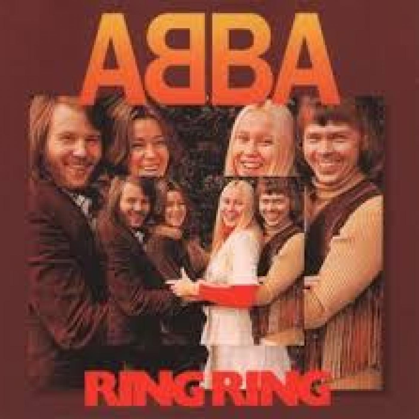 ABBA-Ring Ring.(1973):Primer Album de Estudio.