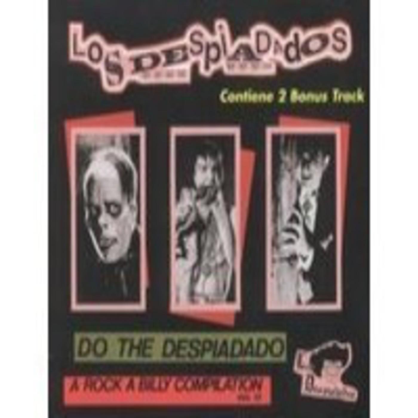 Los Despiadados - Do The Despiadado-a Rockabilly compilation vol.13 (1990)
