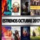 El podcast de C&R - 3x05 - ESTRENOS OCTUBRE '17: Blade Runner 2049, Kingsman 2, Madre!, Festival de Sitges y Netflix