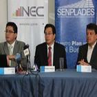Rueda de prensa sobre evolución de indicadores de pobreza en Ecuador