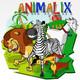 Tiza en los zapatos 041: Animalix con Marc Fresquet