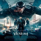 Venom (2018). #Cienciaficción #Thriller #Terror #Cómic #MarvelComics #Antiheroes