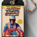 Lycra 100% Capitán América (1979)