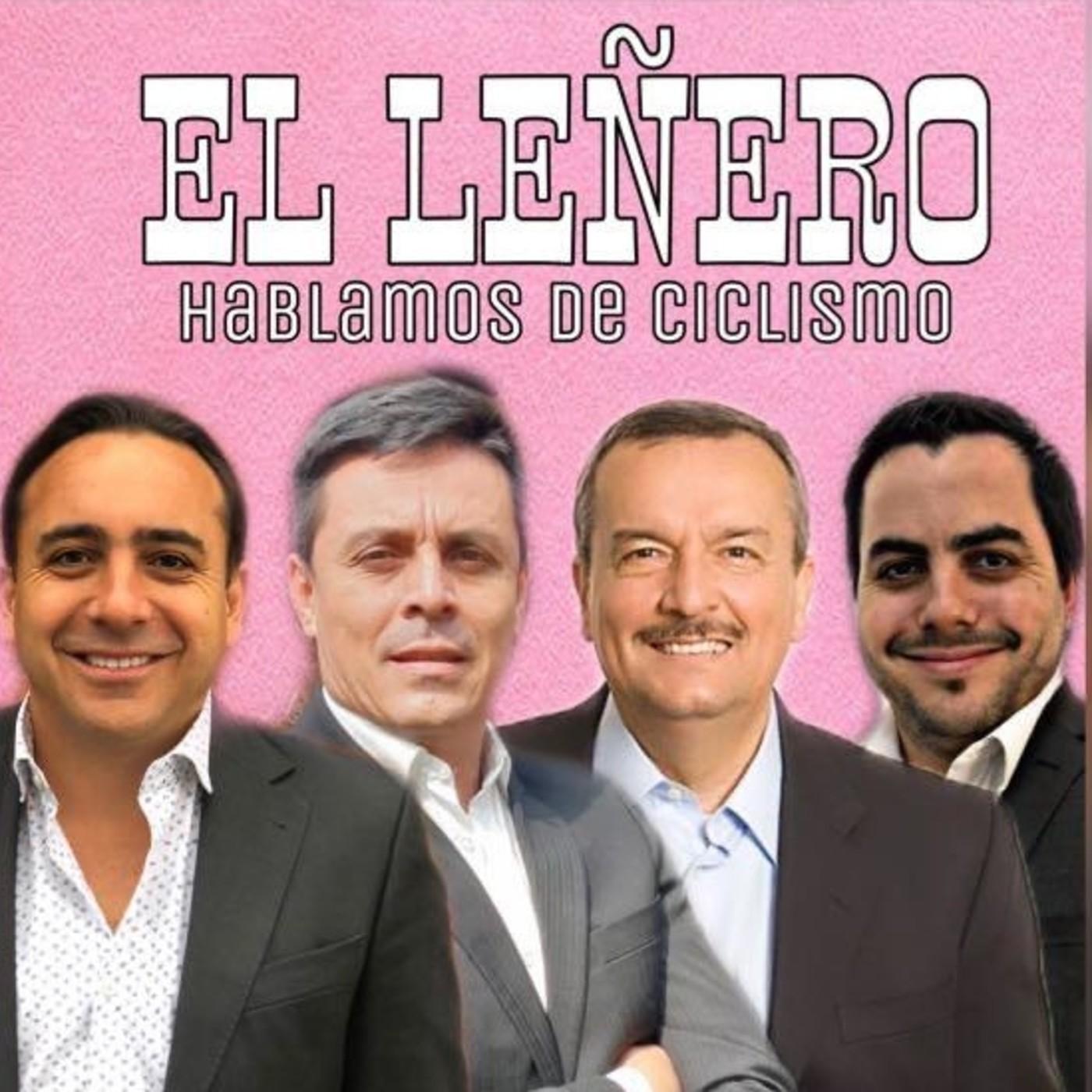 """El Leñero """"Íntimo"""" - Capítulo 14 con George Hincapie"""