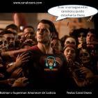 Osera Radio 120 Batman Superman y Filipinas