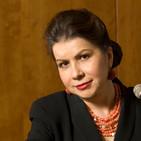 """Carmen Reinhart: """"La próxima crisis vendrá por la acumulación de deuda de los gobiernos"""""""