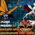 4Players 133 Analizamos street fighter V