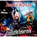 Concierto Hit / Exclusive Interview With James Kottak
