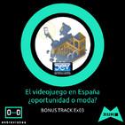 Ex03 - El videojuego en España ¿oportunidad o moda?