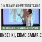 JINSEI-KI, CÓMO SANAR CON LOS DEDOS - Pilar Blanes, formadora y terapeuta