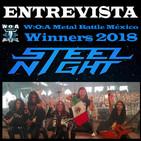 Entrevista a STEEL NIGHT (México)