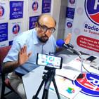 Radio Tacna: Entrevista a Grover Pango, vicepresidente del CNE, sobre PEN al 2036
