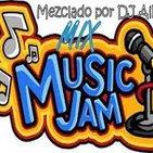 MUSIC JAM MIX 2015 Mezclado por DJ Albert