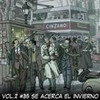 Tomos y Grapas, Cómics - Vol.2 Capítulo # 35 - Se acerca el invierno