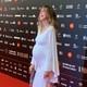2.-Alfred, Miki, Itziar Castro y Aina Clotet en los premios Gaudí de Cine 2019: Eurovisión y feminismo entre costuras
