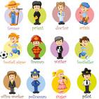 Las profesiones en Inglés