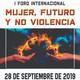 Foro Internacional Mujer, Futuro y NoViolencia