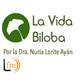 LVB 65 Dra. Lorite, próstata, aceite de palma, etiquetado, alergias, libros, dispositivos lectura, consulta, salud