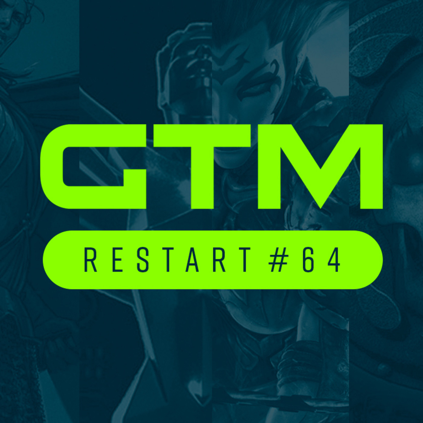 GTM Restart #64 |La Nueva Rockstar · Crytek Despierta · Ghost of Tsushima · Final Fantasy VII Remake · Spin Off de FF7