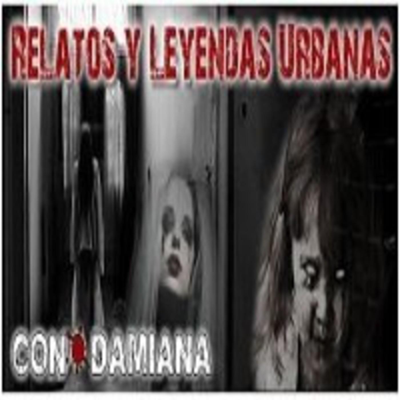 Relatos Y Leyendas Urbanas Segundo Programa (Damiana,Dorian, Ruben) La Cripta.
