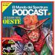 5x04 Juegos del Oeste - Eva Orúe (Sábado Chip) - Fernando San Gregorio - Incluye juego - El Mundo del Spectrum Podcast
